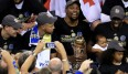 Die Golden State Warriors dominierten die Finals