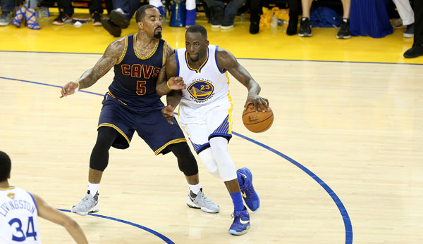 J.R. Smith, Draymond Green