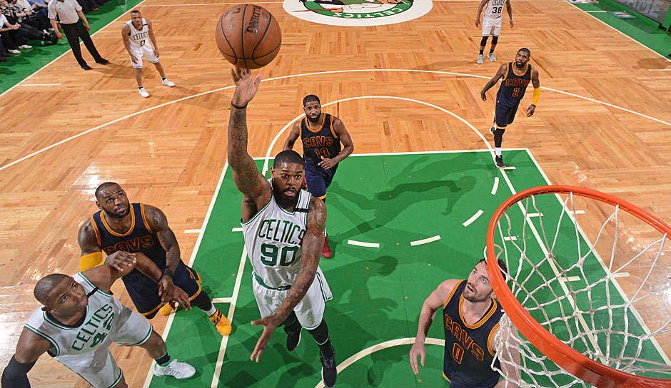 Amir Johnson - Unrestricted (Boston Celtics)