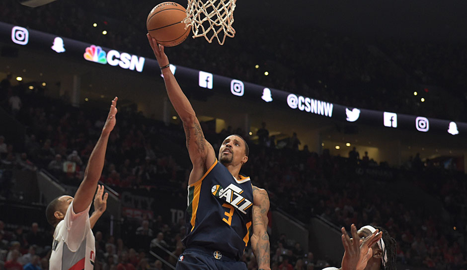 George Hill - Unrestricted (Utah Jazz)