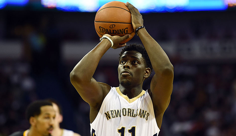 Jrue Holiday - Unrestricted (New Orleans Pelicans)
