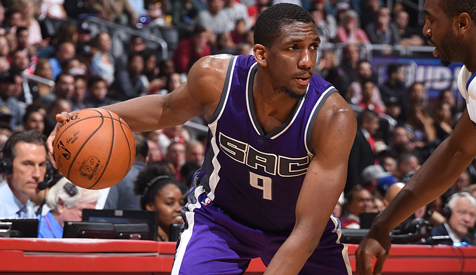 Langston Galloway - Unrestricted (oder Spieleroption für weiteres Jahr, Sacramento Kings)
