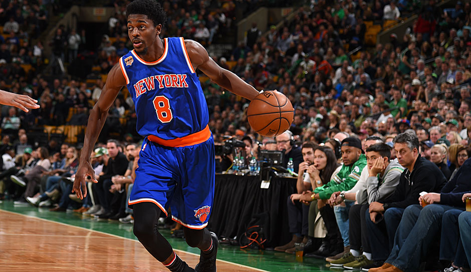 Justin Holiday - Unrestricted (New York Knicks)
