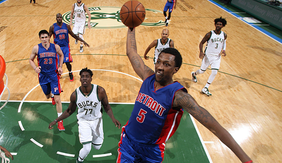 Kentavious Caldwell-Pope - Restricted (Detroit Pistons)
