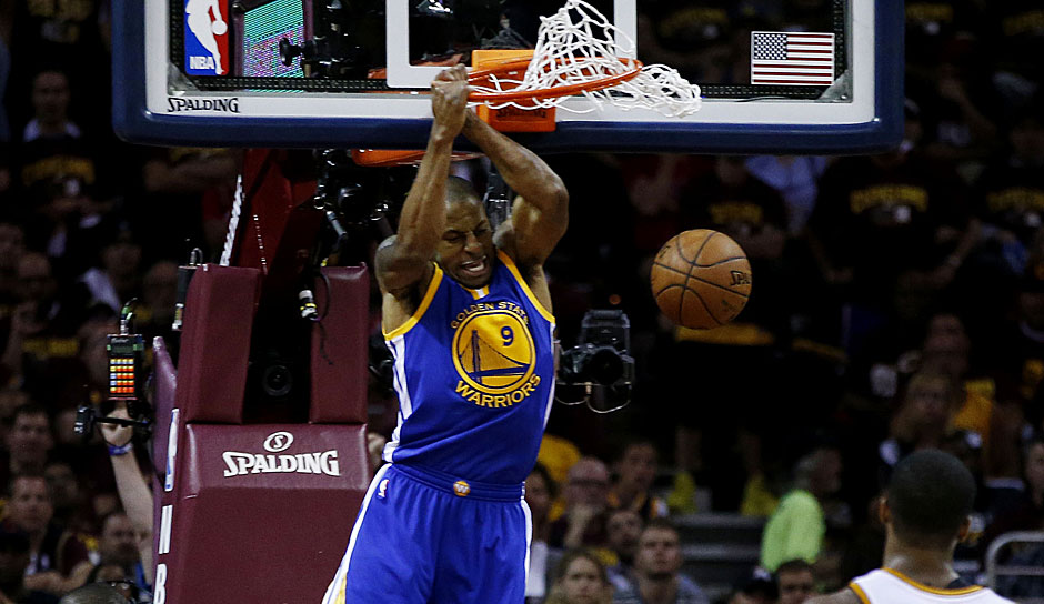 Andre Iguodala - Unrestricted (Golden State Warriors)
