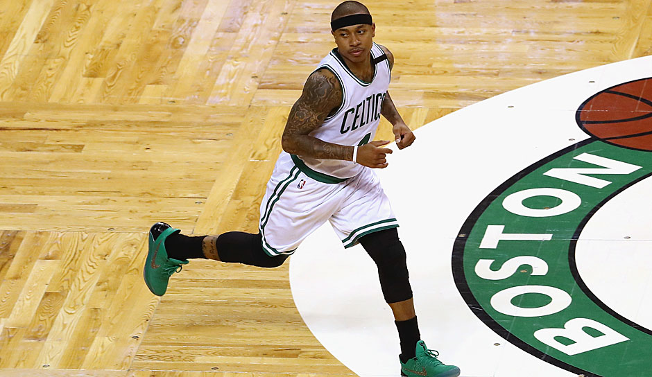 Platz 6: Boston Celtics - 25,1 Jahre
