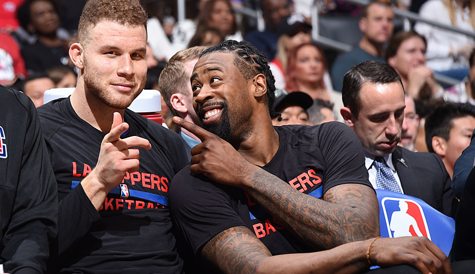 Platz 21: Los Angeles Clippers - 27,1 Jahre