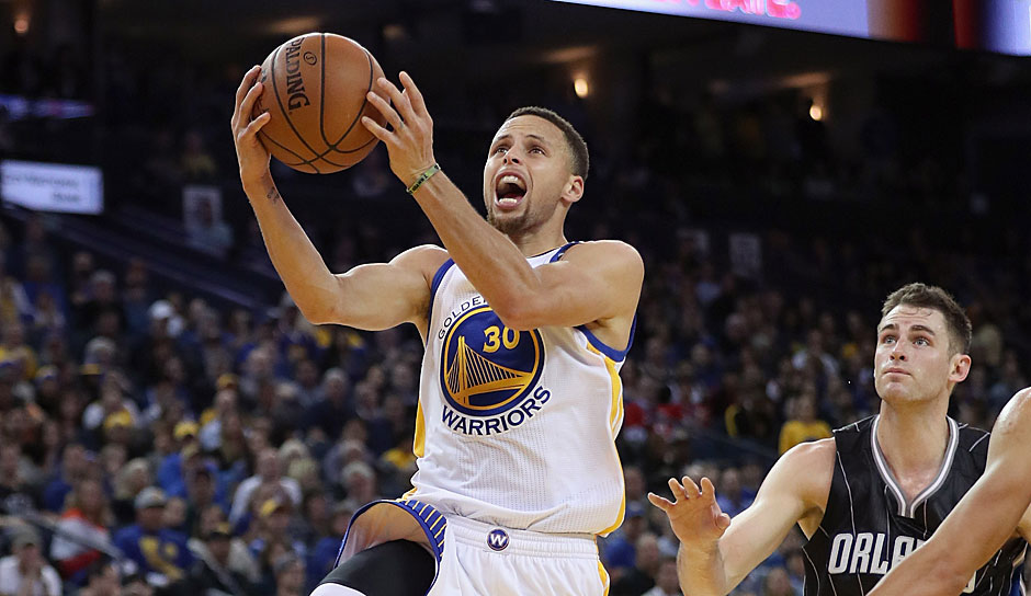 Platz 28: Golden State Warriors - 28,7 Jahre