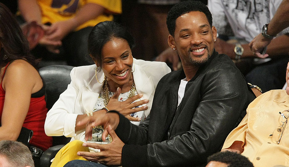 Will Smith und seine Frau Jada Pinkett-Smith