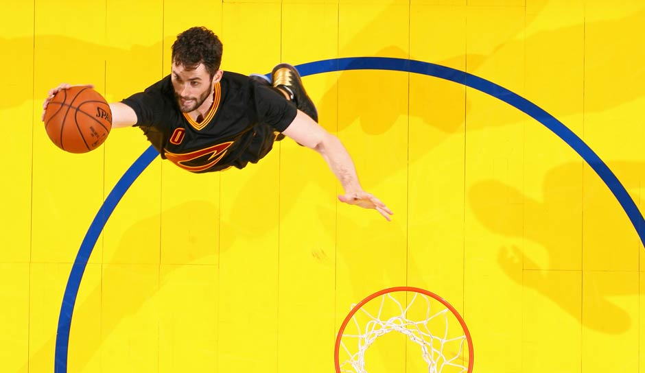 Platz 4: Kevin Love (Cleveland Cavaliers) - 87
