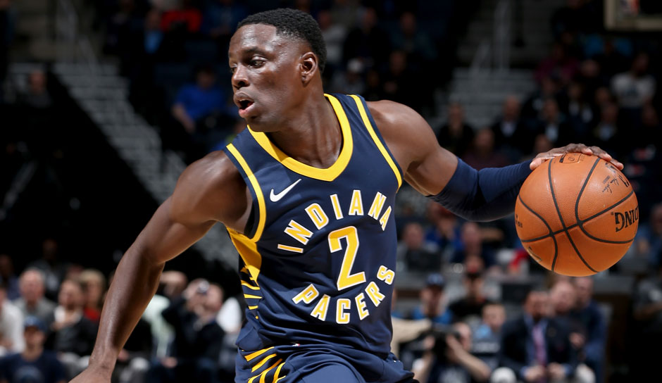 Darren Collison (Indiana Pacers): 49,8 Punkte