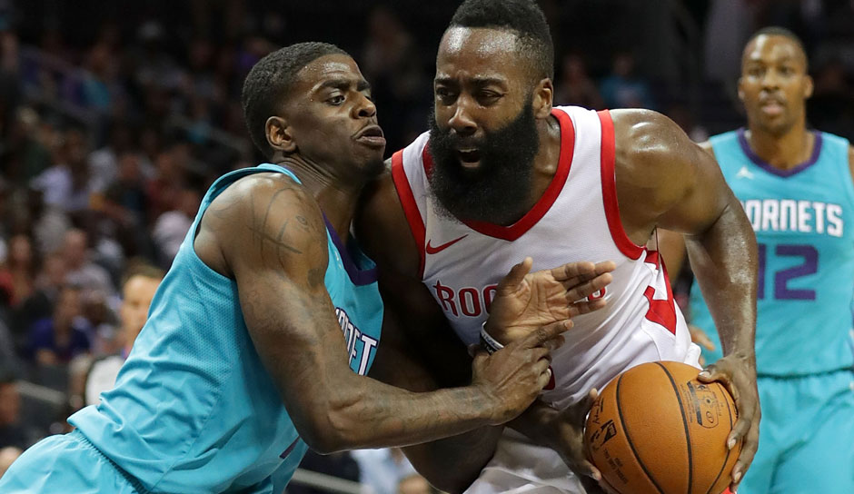 James Harden (Houston Rockets): 42,5 Punkte