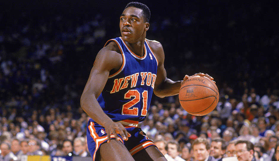 Platz 5: Gerald Wilkins (New York Knicks) - 3 Punkte (0/13 FG) gegen die Los Angeles Clippers in der Saison 1989/90