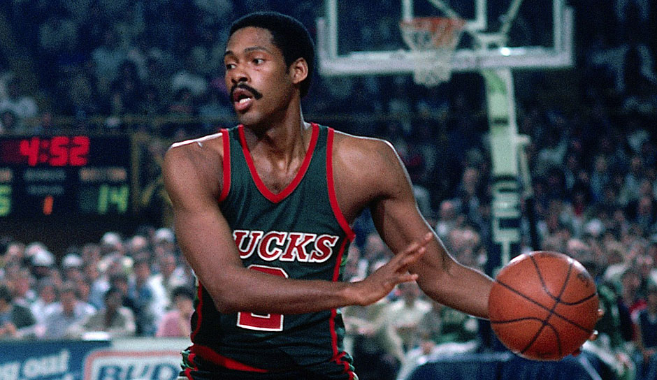 Platz 4: Junior Bridgeman (Milwaukee Bucks) - 3 Punkte (0/14 FG) gegen die Washington Bullets in der Saison 1983/84