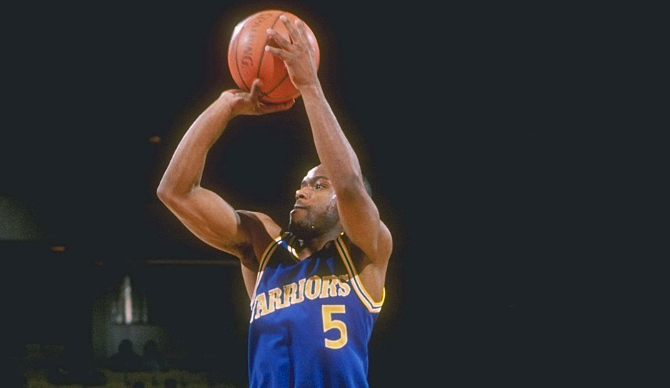 Platz 1: Tim Hardaway (Golden State Warriors) - 2 Punkte (0/17 FG), 13 Assists gegen die Minnesota Timberwolves in der Saison 1991/92
