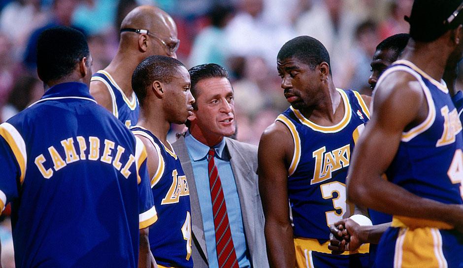 Platz 23: Los Angeles Lakers 1986/87 - Netrating: 8,9 - Champion