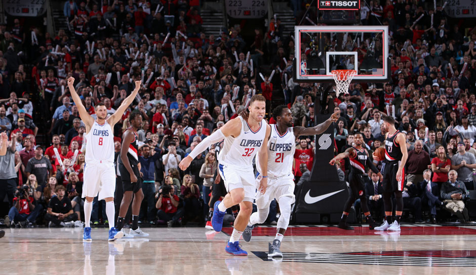 Platz 12: Los Angeles Clippers - 26,9 Jahre