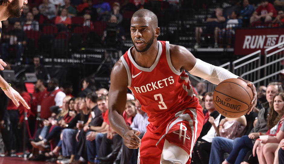 Chris Paul (Houston Rockets): 51 Punkte