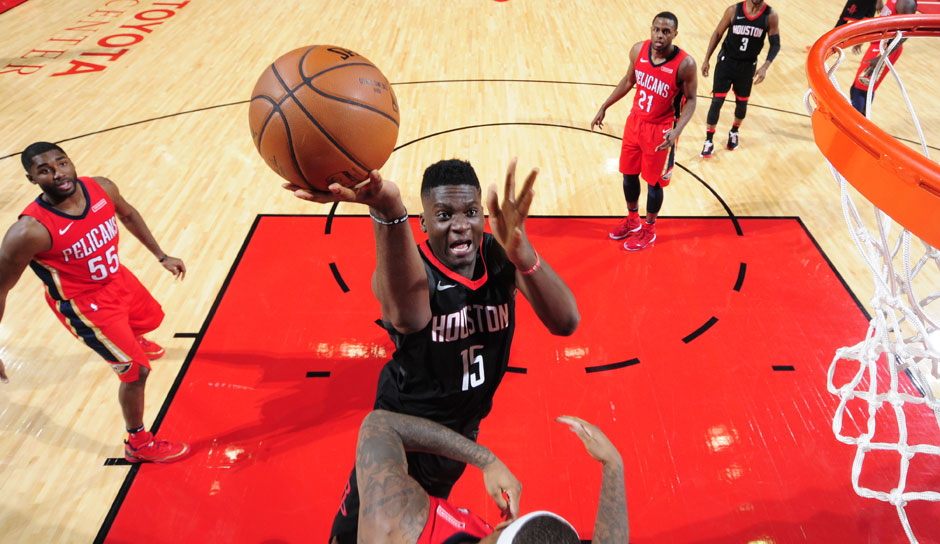 Clint Capela (Houston Rockets): 56 Punkte