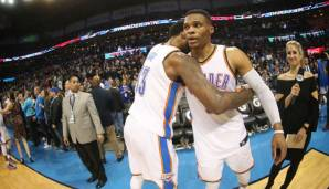 Paul George sollte laut Russell Westbrook ein All-Star sein.