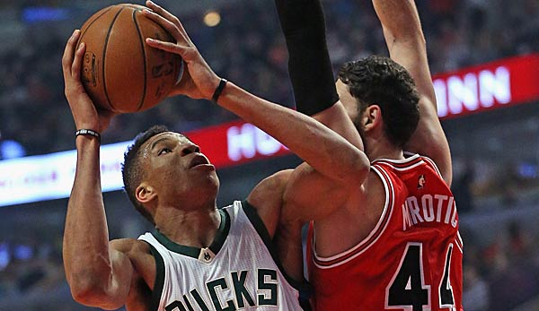 Milwaukee Bucks vs Chicago Bulls