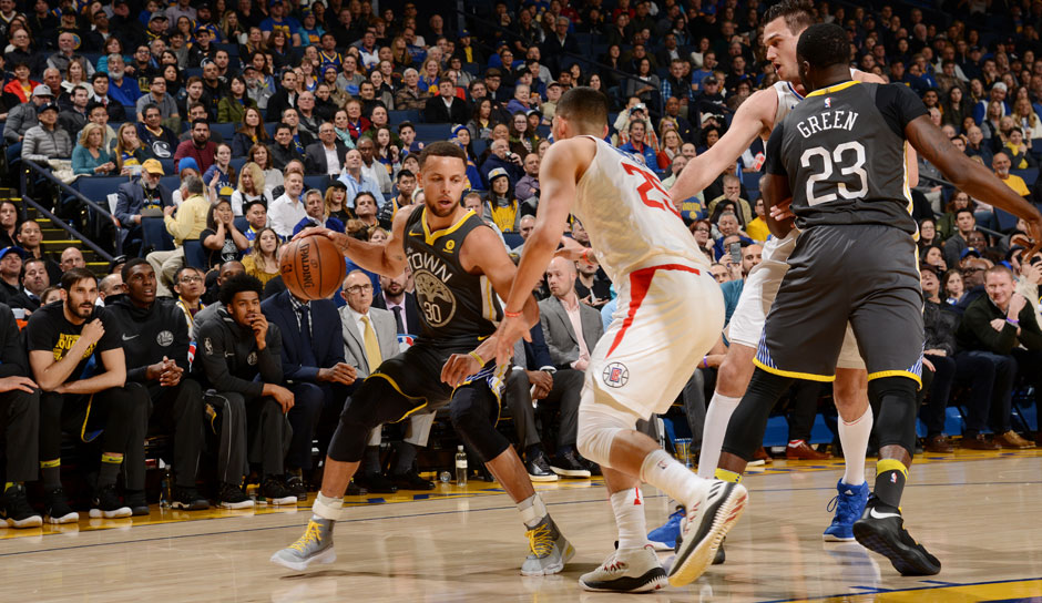 Stephen Curry (Golden State Warriors): 66,2 Punkte