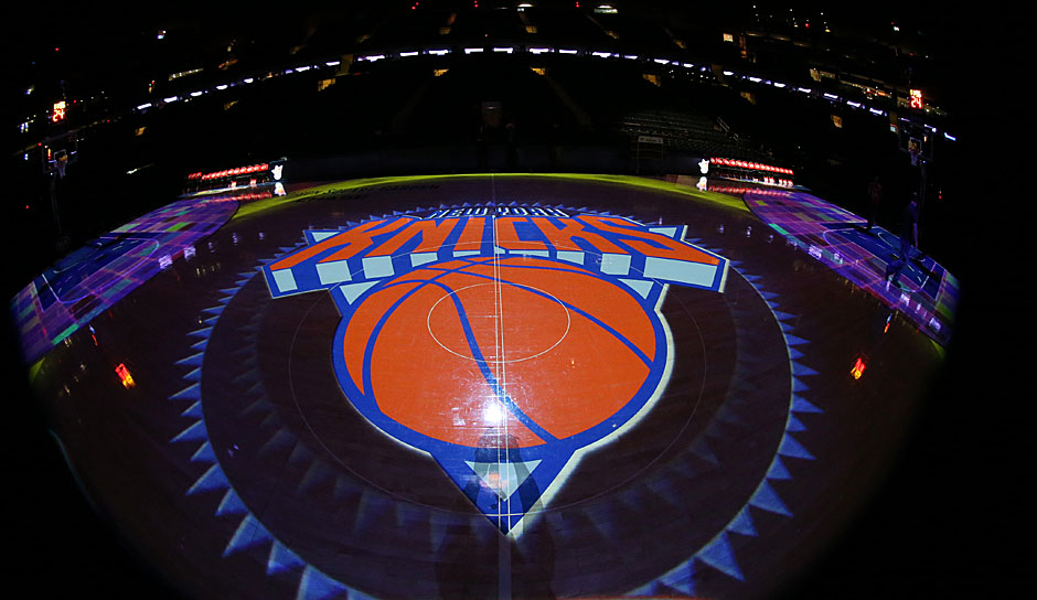 Platz 1: New York Knicks - 3,6 Milliarden Dollar