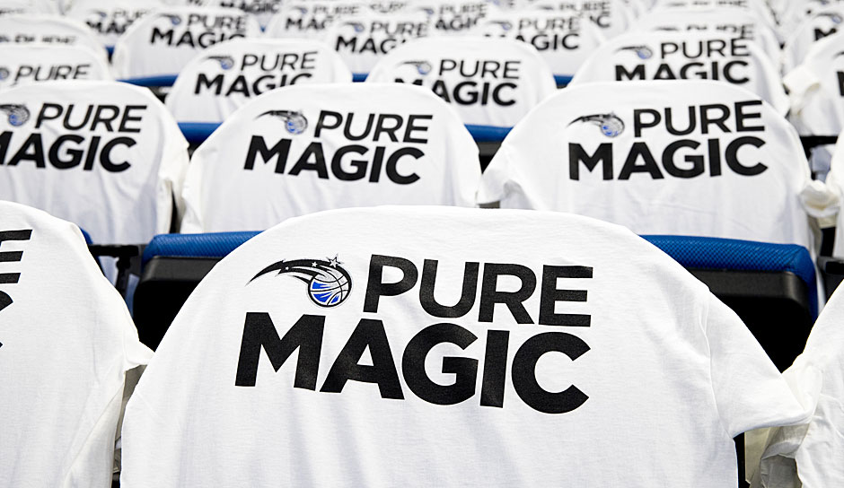 Platz 19: Orlando Magic - 1,225 Milliarden Dollar
