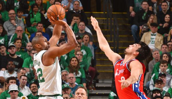 76ers Gegen Celtics
