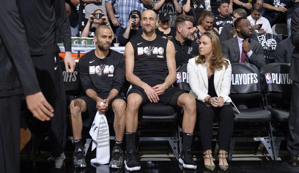 NBA News: Milwaukee Bucks bitten Spurs-Assistentin Becky ...