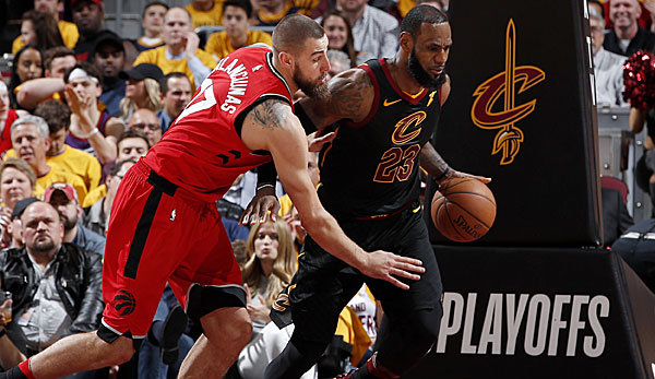 LeBron James steht erneut in den Conference Finals