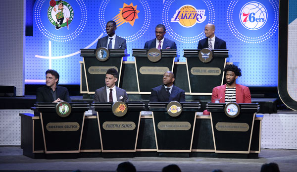 nba draft lottery - photo #15