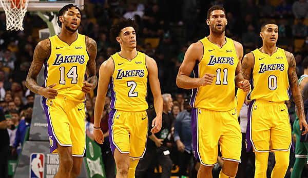 Los Angeles Lakers Spieler