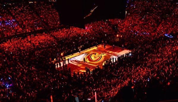 NBA Finals zwischen den Warriors und Cavaliers: Schedule, Ergebnisse, Matchup, Finals-MVP