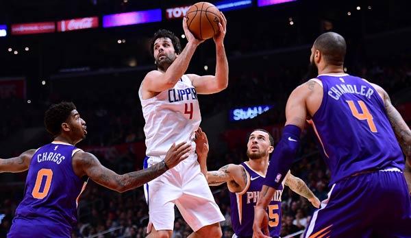 3c448bfd441 NBA News: Milos Teodosic bleibt offenbar bei den Los Angeles Clippers