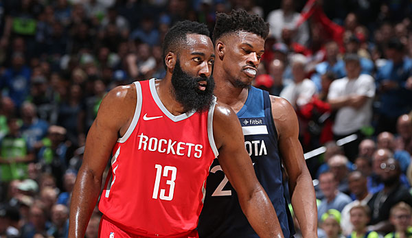 Nba News Houston Rockets Legen Den Timberwolves Neues Angebot Für