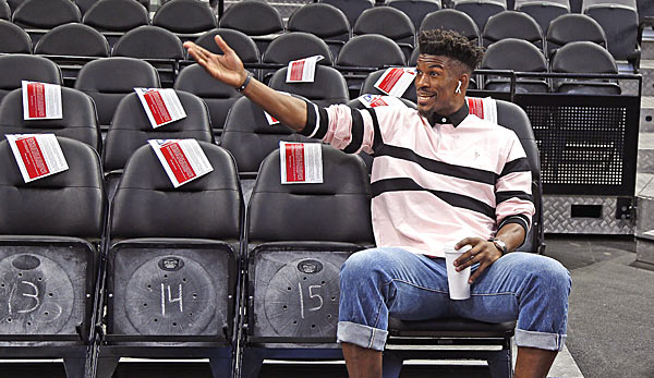 Jimmy Butler hat in der Offseason einen Trade von den Minnesota Timberwolves gefordert.