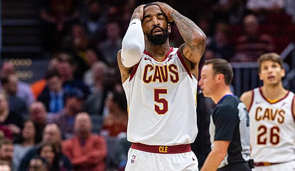 Nba News Jr Smith Und Cleveland Cavaliers Gehen Getrennte Wege