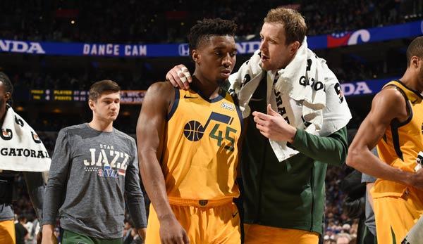 NBA - Utah Jazz nach holprigem Saisonstart Willkommen zurück im Mittelmaß