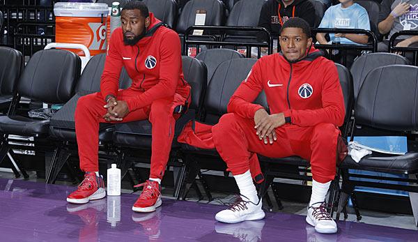 NBA - Washington Wizards nach desolatem Start: Eine tickende Zeitbombe