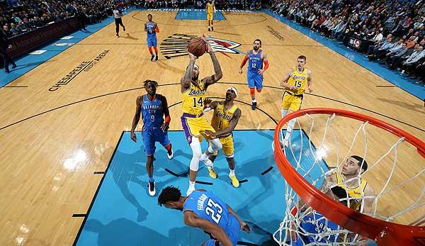 NBA Spielbericht: OT-Kracher! Kuzma stärker als Schröder und Westbrook