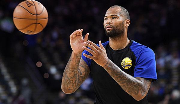 NBA - DeMarcus Cousins vor Debüt bei den Warriors: Eine neue Dimension