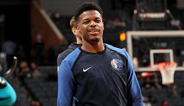NBA-News: Doch kein Trade der Dallas Mavericks von Dennis Smith Jr.?