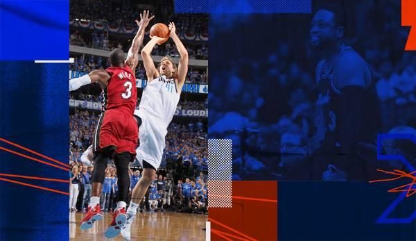 NBA: Dwyane Wade exklusiv über seine Rivalität mit Dirk Nowitzki: Einer der Größten, die je gespielt haben