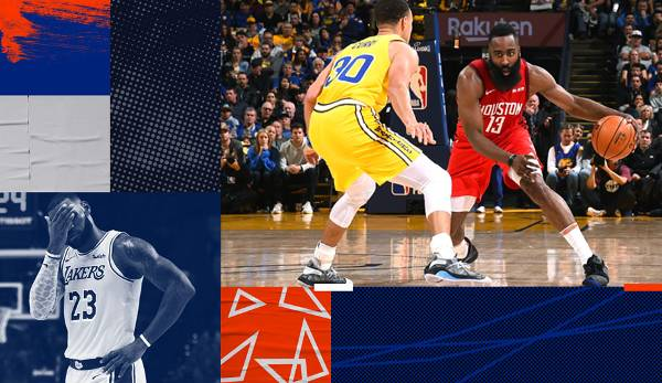 NBA Power Ranking im März: Des Königs tiefer Fall und der Machtkampf im Westen
