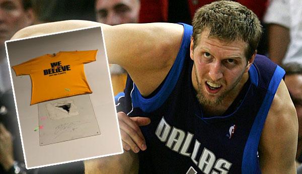 NBA - Ein Loch für die Ewigkeit: Als Nowitzki im Oracle zur Furie wurde