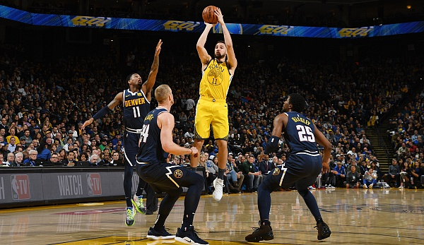 NBA, Klay Thompson, Golden State Warriors