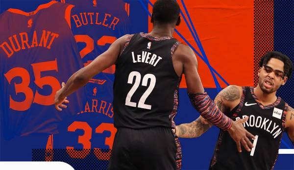 NBA Playoffs - 5 Fragen nach dem Aus der Brooklyn Nets: Folgt nun der große Sommer?