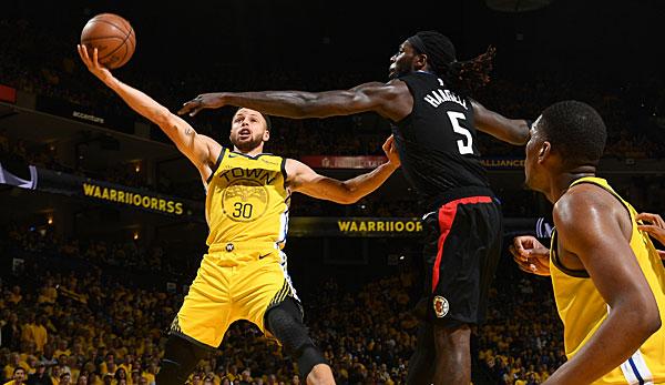 NBA Playoffs 2019: Los Angeles Clippers vs. Golden State Warriors heute live im Livestream sehen