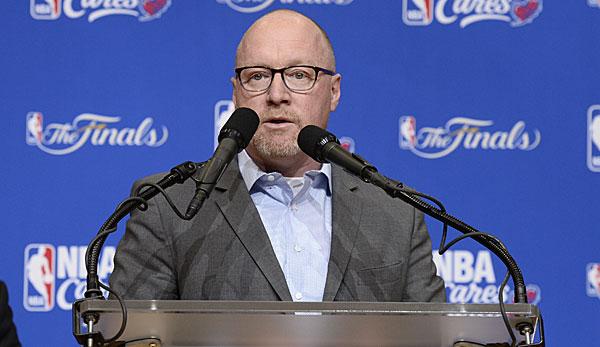 NBA-News: David Griffin einer der Kandidaten für Posten als General Manager der Pelicans